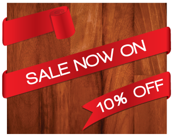 Deluxe Iroko Wood Worksurfaces – Now on Sale!