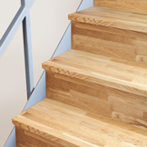 Solid Oak Stair Cladding Kit - 12 Steps