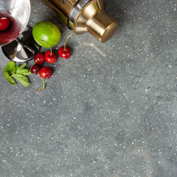 Grey Quartz Laminate Worktop - Brasilia