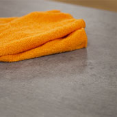 Cleaning Solid Laminate Worktops