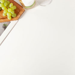 Pure White - Super Matt Worktops