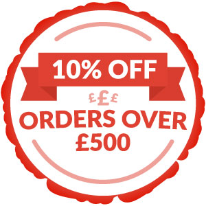 Spend £500 on Kitchen Worktops by 17th July for 10% Off