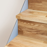 Solid Oak Stair Cladding Kit - 1 Step