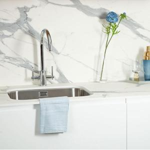 Marble Venito Solid Laminate Worktop
