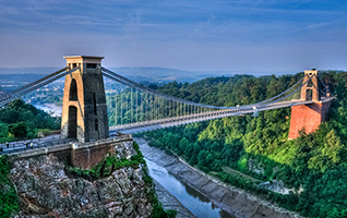 Bristol, Clifton Suspension Bridge