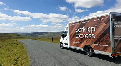 Worktop Express 2Man Delivery Service