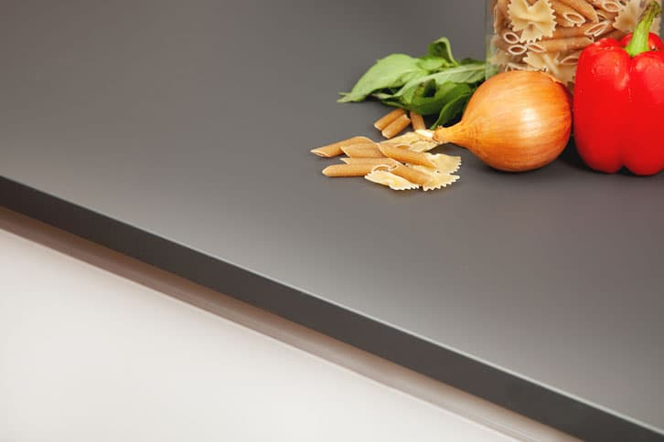 Anthracite Grey Worktop Edge