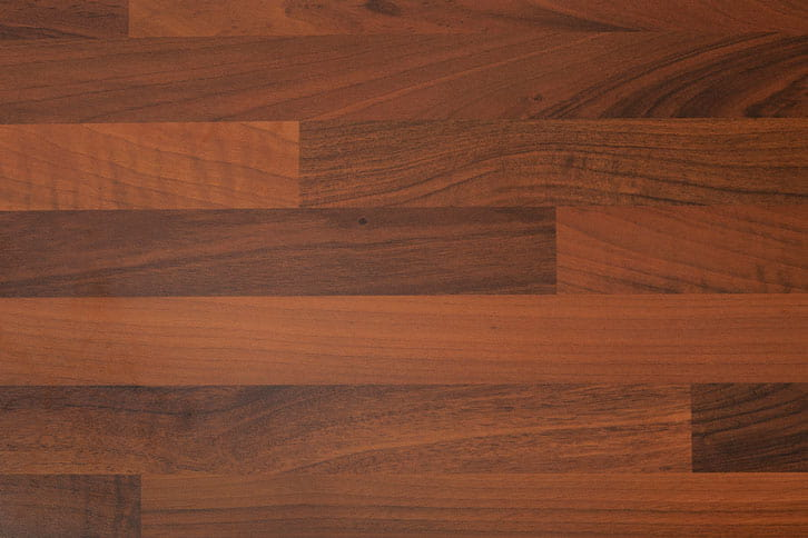 Black Walnut Block Laminate Worktop Swatch