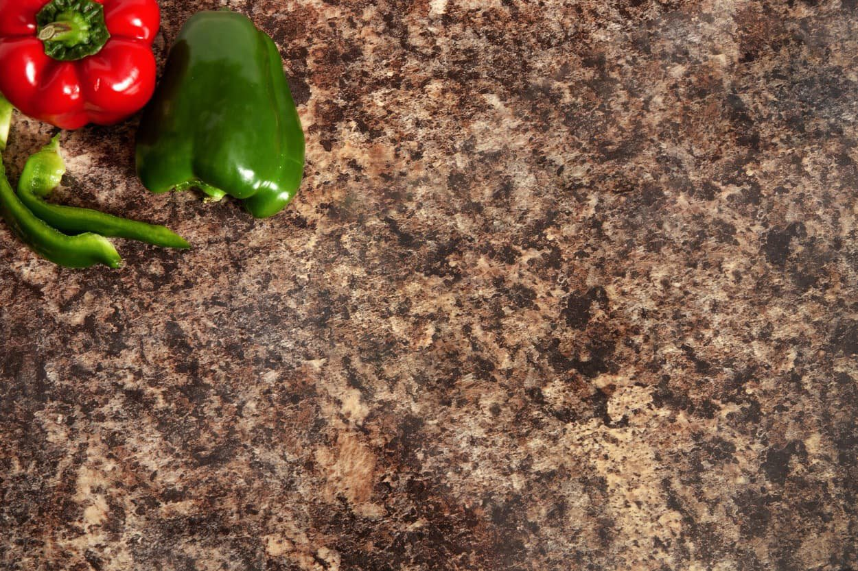 Go to our caribbean stone laminate kitchen worktop gallery page