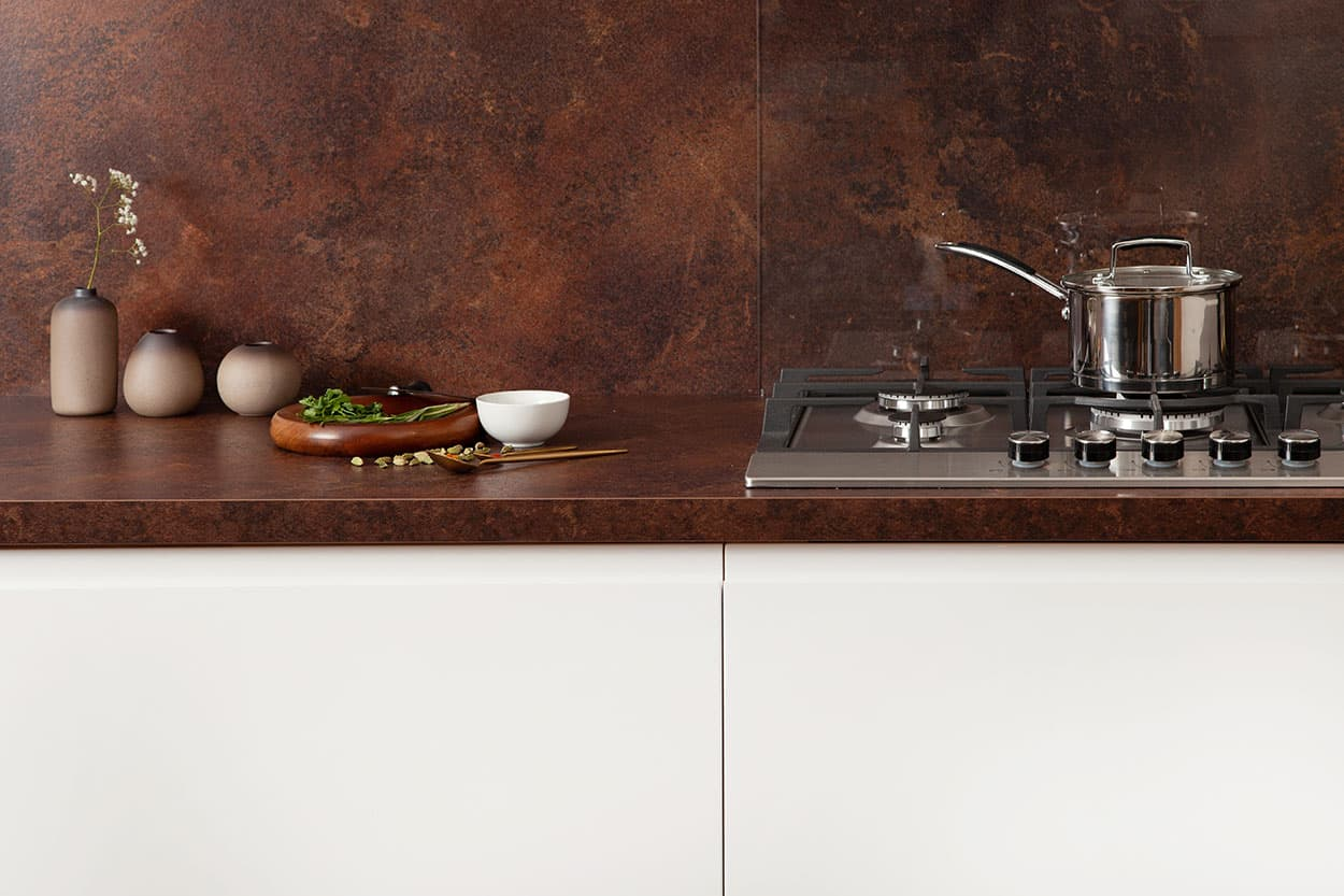 Go to our copper worktop gallery page