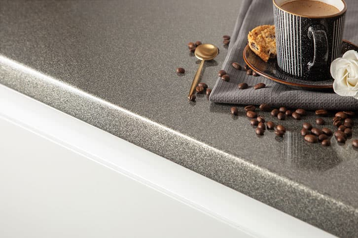 Galaxy Gloss - Glitter Laminate Worktop Edge