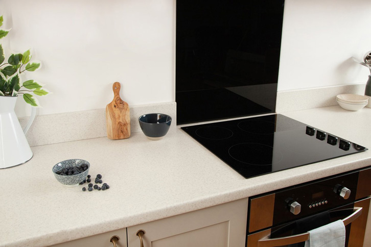 Duropal Glacial Storm Laminate Worktop Surface