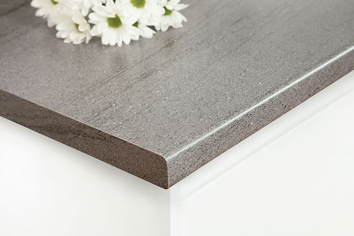 Ipanema Grey Laminate Worktop Corner