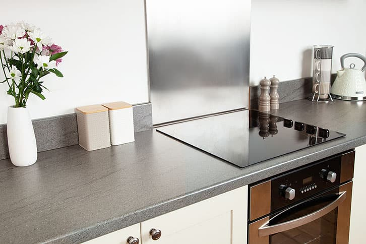 Ipanema Grey Laminate Worktop Surface