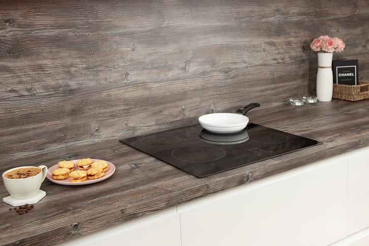 Mystic Pine Laminate Worktop Surface