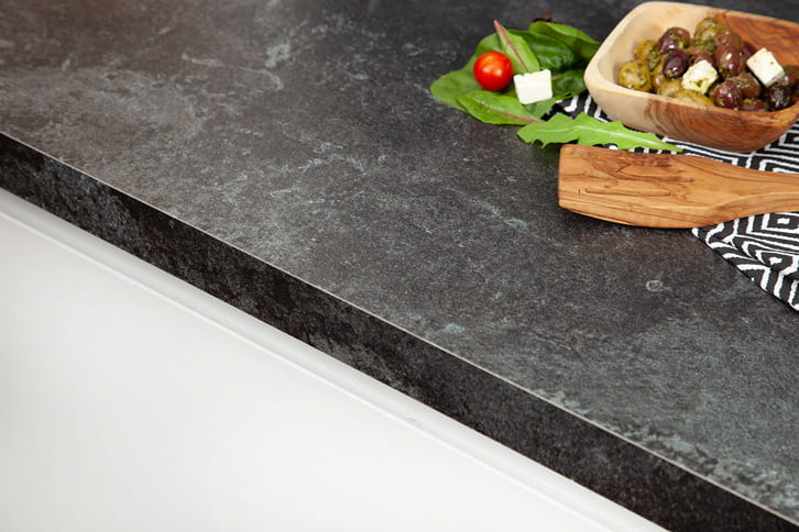Patina Rock Laminate Worktop Edge