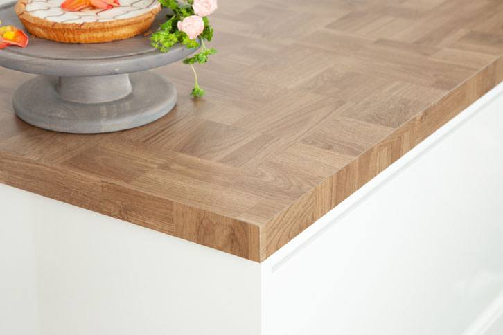 Romanicus Laminate Worktop Corner