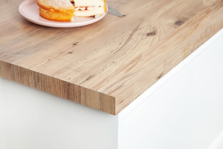 Rustic Wood - Mississippi Pine Worktop Swatch