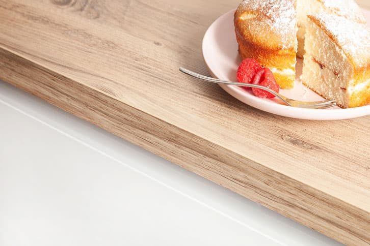 Rustic Wood - Mississippi Pine Worktop Edge