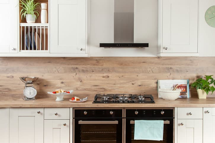 Rustic Wood - Mississippi Pine Kitchen Worktop