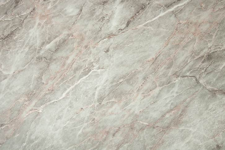 Grey Marble effect Worktop Grain