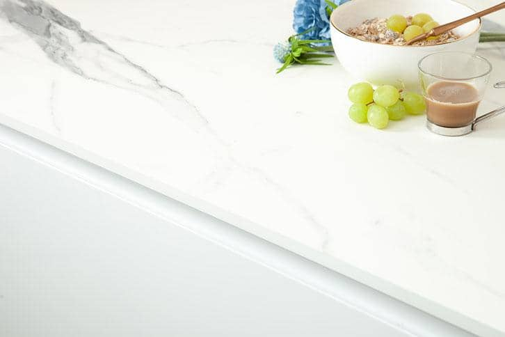 Marble Veneto effect Worktop Edge