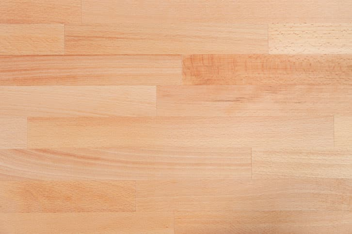 Solid Beech Kitchen Worktop Swatch