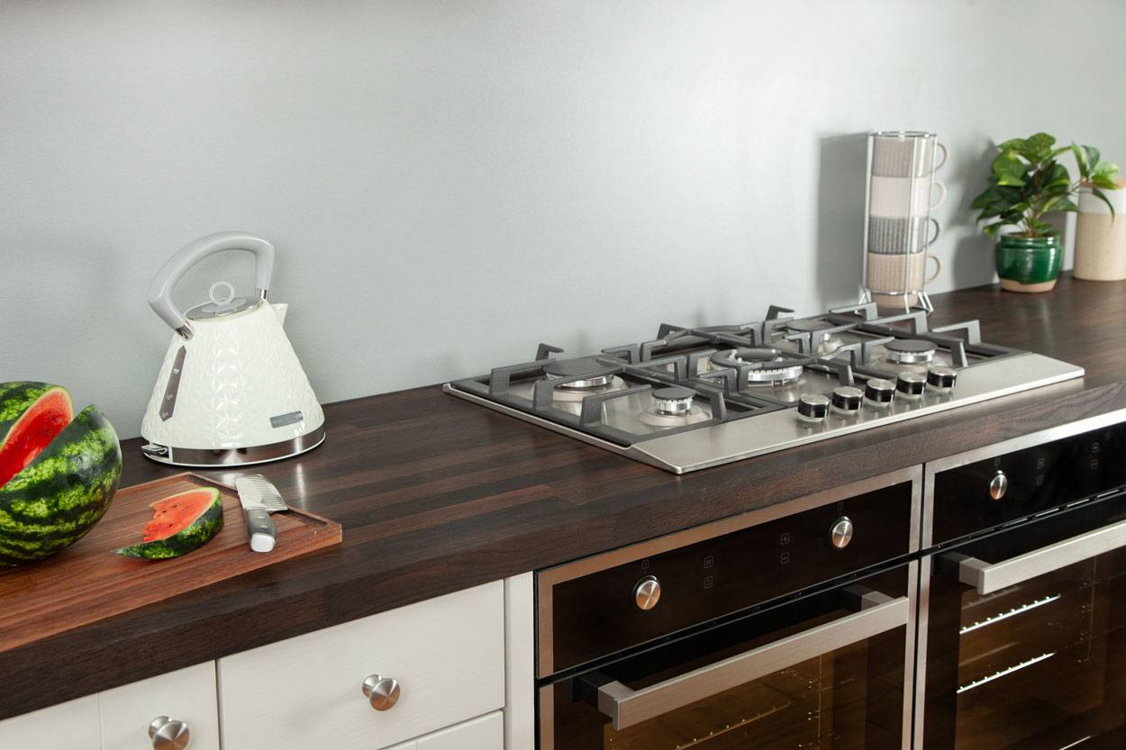 Go to our Black Oak Worktop gallery page