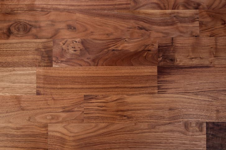 Deluxe American Walnut Worktop Swatch