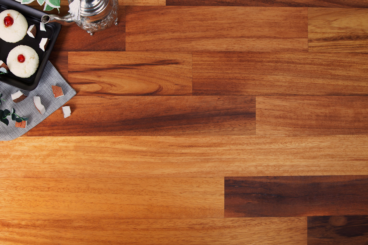 Go to our deluxe Iroko worktop gallery page