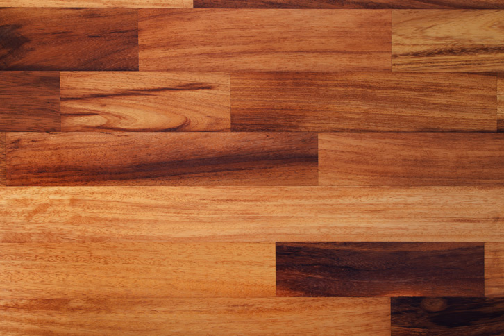 Deluxe Iroko Worktop Swatch
