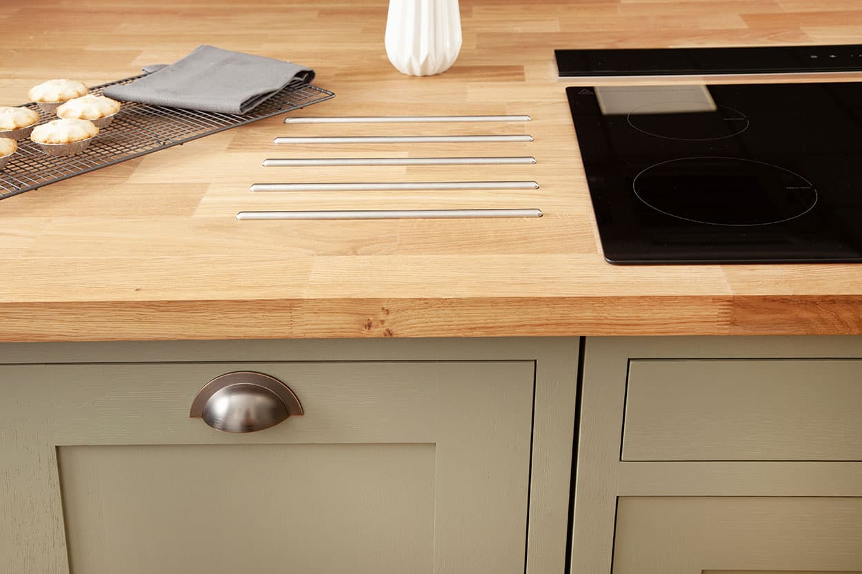 Go to our Deluxe Oak Worktop gallery page