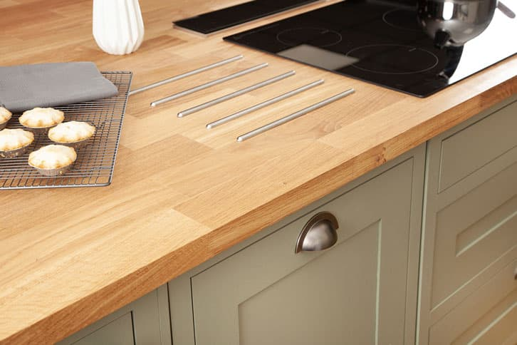 Deluxe Oak Worktop Surface