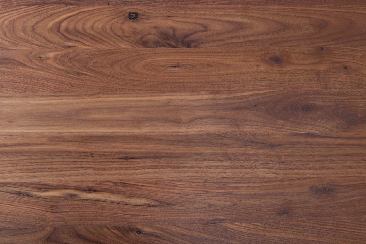 Full Stave Black American Walnut Worktops Walnut Plank