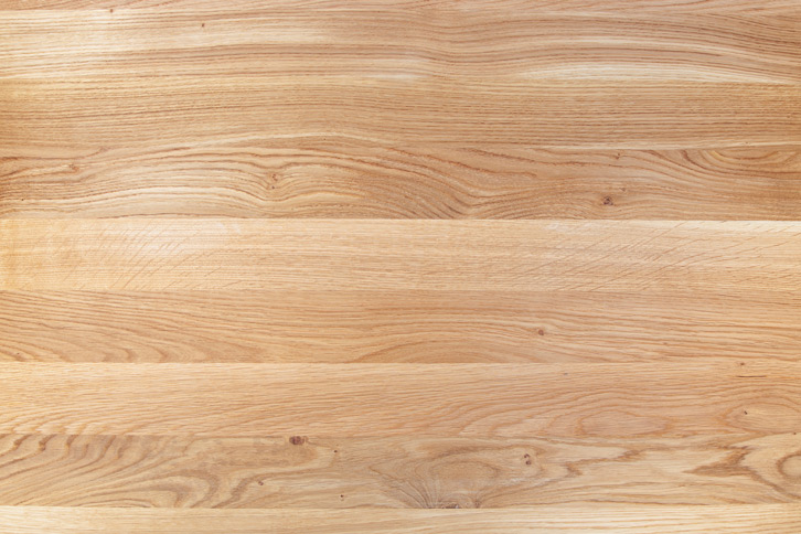 Full Stave Oak Worktop Swatch