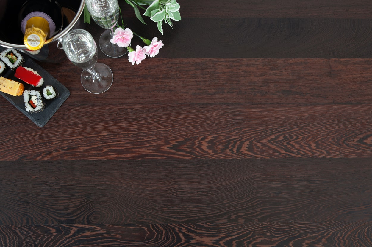 Go to our Full Stave Wenge Worktop gallery page