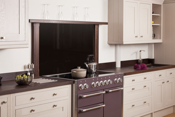 Full Stave Wenge Kitchen Worktop