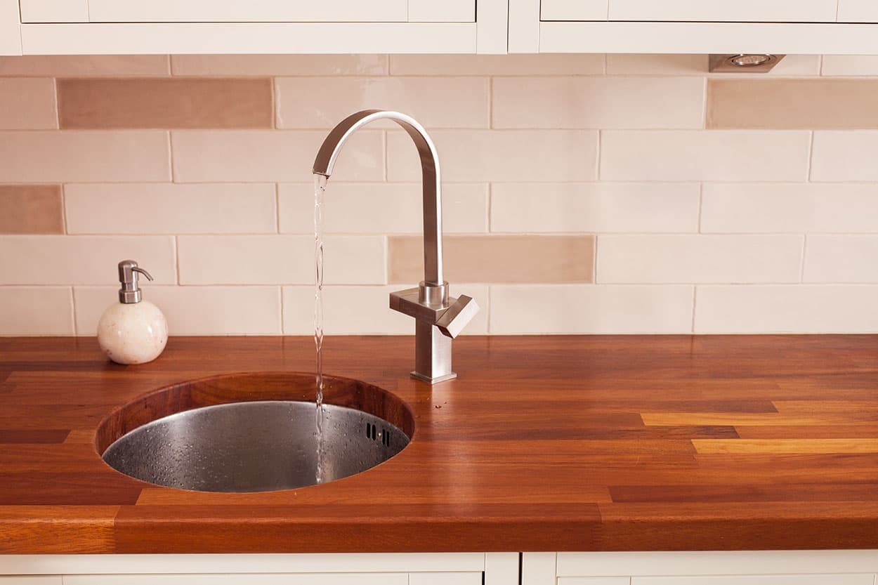 Go to our Iroko Worktop gallery page