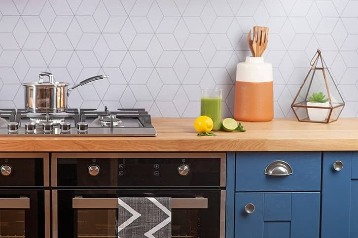 Prime Oak Kitchen Worktop