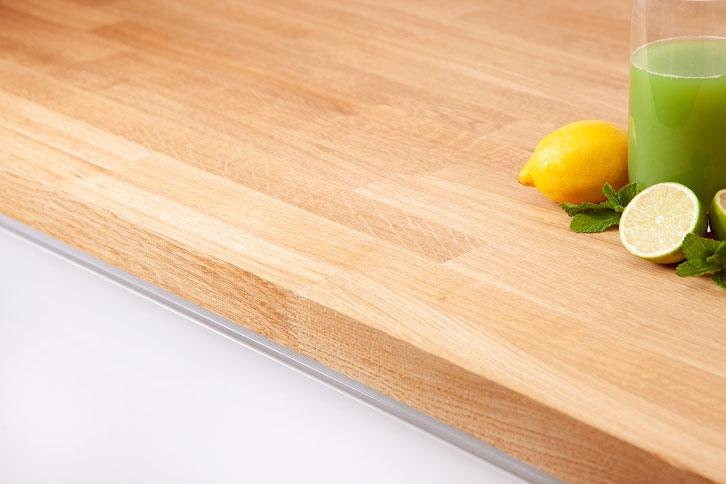 Prime Oak Worktop Edge
