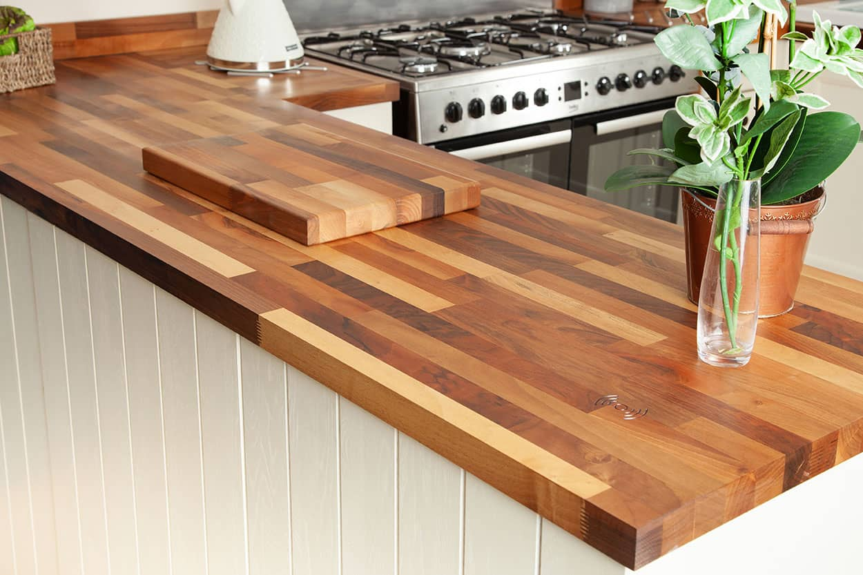 Go to our Walnut Worktop gallery page