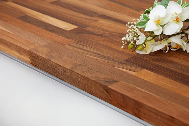 Walnut Worktop Edge