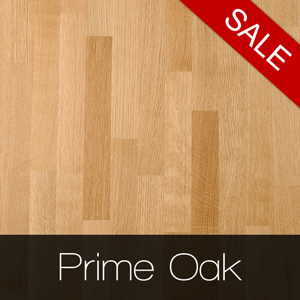 Save 20% on Prime Oak Replacement Wood Worktops in November