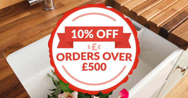 Save 10% on Orders of £500 or More at Worktop Express