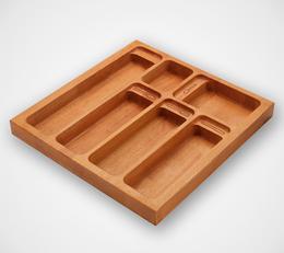 Beech Cutlery Drawer