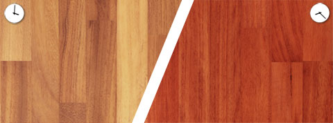 Iroko Worktops - COLOUR VARIATION