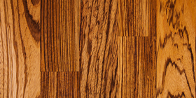 All About Deluxe Zebrano - Type of wood and grain structure