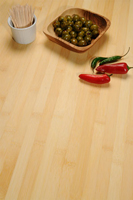 Bamboo solid wood worktops are a popular choice in South West London.