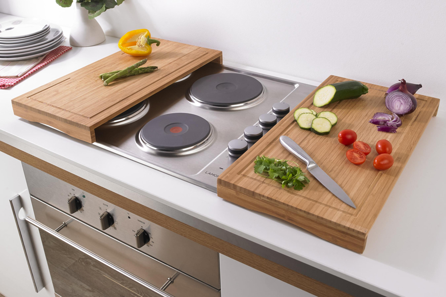 Perfect These Bamboo Worktop Savers Are Perfect Wooden Kitchen Accessories For  Compact Kitchens With Matching Bamboo Worktops