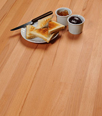 Beech Solid Wood Worktops: Aesthetics